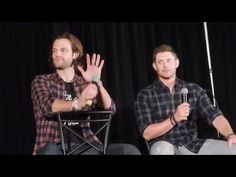 "Jared and Jensen - ""Do it like Dean"" - YouTube this is great @maximumsunshine this is great...watch it!"