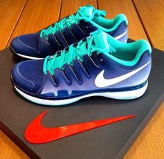 Roger Federer - Nike Zoom Vapor 9.5 tour 2015 tennis shoe