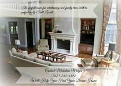Don't miss this gorgeous home; 4+ acres hovering over Fontana on Geneva Lake Contact Michalene Melges  http://michalenemelges.com/
