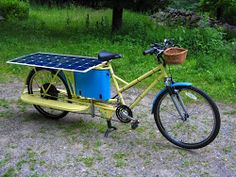 My Solar Electric Cargo Bike: July 2014