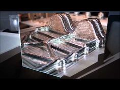 Sciaky's Metal Additive Manufacturing Systems (3D printers) in action
