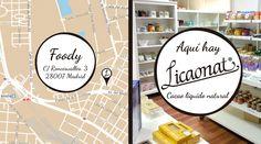¡Licaonat llega a Madrid!  Ya puedes encontrar Licaonat en Foody. ¿Cuál te gustaría que fuese la próxima ciudad?  Cuéntanoslo ;)