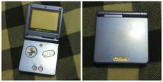 I have to hand it to you Nintendo i bought this Gameboy Advance SP used 11 years ago and it still looks and works like the day it was made. It survived many things including my childhood and many cousins with grabby hands.