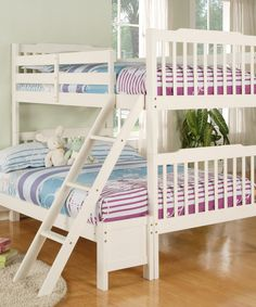 Twin & Full Bunk Bed