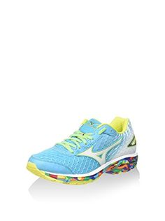 new product 28d45 c50a8 Mizuno Womens Running Shoes Wave Rider 19