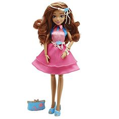 Disney Descendants Princess Audrey, daughter of Sleeping Beauty and Prince Phillip, in her signature outfit doll by Hasbro, 2015 Descendants Audrey Doll, Descendants Wicked World, Disney Descendants 3, Disney Pixar, Girl Dolls, Barbie Dolls, Barbie Stuff, Barbie Party, Childrens Christmas