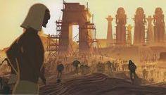The Prince of Egypt Wallpaper Egypt Wallpaper, Full Hd Wallpaper, Dreamworks Studios, Prince Of Egypt, Eye Of Ra, In The Beginning God, Moise, Animation Background, Environmental Art