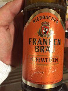 Franken Bräu The World, Beer, Branding
