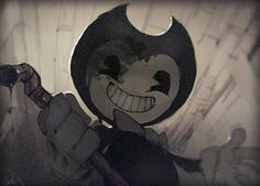 and the Ink Machine. AAAaaaaa i always wanted to draw bendy since the chapter one came out i found i. GenderBend-y and The Ink Machine Charlie Puth, Bendy Y Boris, Alice Angel, Bendy And The Ink Machine, Indie Games, Fnaf, Game Art, Horror, Character Design