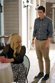 Alison and Dr. Rollins from #PLL 6x17