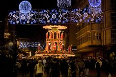 Mercadillo Navidad -Frankfurt Christmas Market, Birmingham