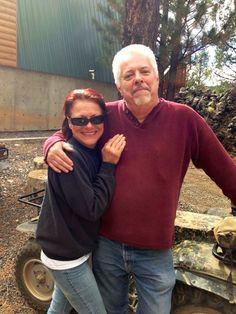 Trudy and Doug, Mammoth Creek UT