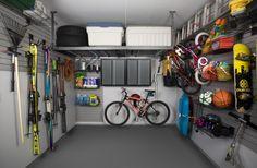Sportsman's Garage - Design By Theme - Idea Gallery