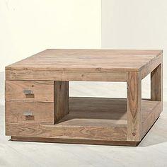 Guru Square Coffee Table