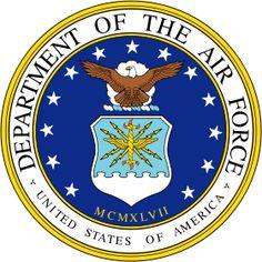 Emblema del dipartimento dell'Air Force