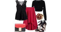 Scopri l'outfit donna Occasione importante, ideato per te con i migliori capi d'abbigliamento Chic di Zalando, Yoox e Amazon.