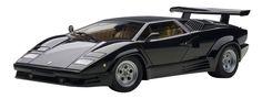 F/S AUTOart LAMBORGHINI COUNTACH 25th ANNIVERSARY EDITION 1/18 Scale Model Car #AUTOart #LAMBORGHINI