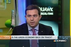 Greece's Deputy Development Minister Notis Mitarachi, says now is the right time to reduce austerity measures as the Greek economy is on a better footing.
