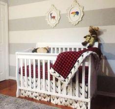 New Rustic Baby Bedding