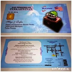 10 kad jemputan perkahwinan paling unik projects to try pinterest identification card wedding card in malaysia stopboris Image collections