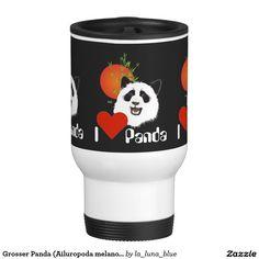 Grosser Panda (Ailuropoda melanoleuca)  Tasse