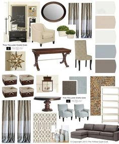 www.thedecorstylist.com Traditional Redesign project