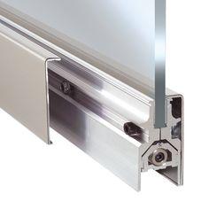 DORMA DRS / RP / Dri-Fit - Rails, Headers, Glazing Systems