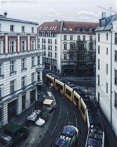 #Berlin by Michael Schulz