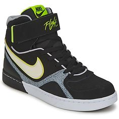 These Space Flight high top trainers from Nike combine comfort and fashion. 6f583a739