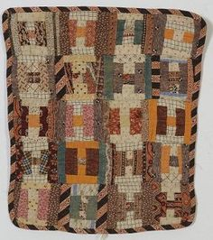 Stella Rubin Antique Quilts and Decorative Arts Old Quilts, Amish Quilts, Antique Quilts, Scrappy Quilts, Small Quilts, Vintage Quilts, Crib Quilts, Antique Crib, Vintage Fabrics