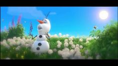 Olaf sings Verano - See Frozen movie packet here https://www.teacherspayteachers.com/Product/Frozen-Movie-Packet-in-Spanish-Una-Aventura-Congelada-1328890