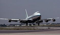 Eastern Airlines 747 - one of three 747s it leased from Pan Am in the early 1970s while waiting on the delayed L-1011.