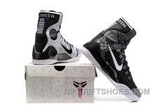new arrival cee44 f19d3 Nike Kobe 9 High Woven Black Men Shoes Cheap To Buy WYzFD7h, Price   119.35  - Nike Rift Shoes