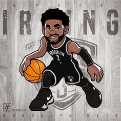 Irving Wallpapers, Nba Wallpapers, Nba Pictures, Basketball Pictures, Basketball Is Life, Basketball Players, Kyrie Irving Celtics, Jordan Logo Wallpaper, Nba Basket