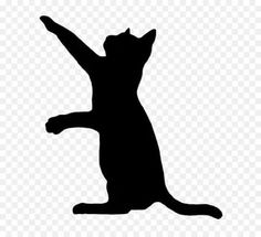 Background Drawing, Cat Silhouette, Card Tutorials, Cat Art, Quilt Patterns, Sewing Crafts, Christmas Cards, Quilts, Drawings