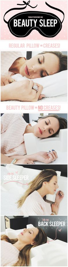 Tis is so true, we always tell our guests in our spa to be very careful how they are sleeping. Beachse the way we sleep affects our skin during the night. Use a pillow to protect you skin, and use a silk cover to retain you skin moisture. beauty sleep. NSK