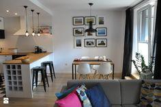 Nadwiślańska / mieszkanie podróżniczki Jadalnia - zdjęcie od NIESKROMNE PROGI