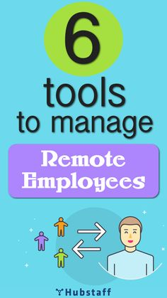 Manage Remote Employees Better with These 6 Tools. Your remote employees may be . Leadership Tips, Leadership Development, Employee Engagement, Engagement Ideas, Time Management Tools, Project Management Templates, How To Motivate Employees, Recovery Quotes, Office Environment
