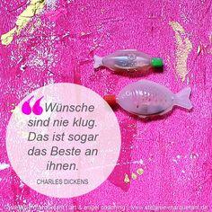 Päckchen Nr. 5 #AdventsKunstKalender: Heute ist der Tag der Wünsche! Wenn eine Fee dir drei Wünsche erfüllen würde, was wäre das Verrückteste, das du dir wünschen würdest?? Und gestatte dir einmal nur etwas für dich (Weltfrieden ist wunderbar, aber heute geht es um dich).  »Wünsche sind nie klug. Das ist sogar das Beste an ihnen.« CHARLES DICKENS  www.stefanie-marquetant.de/2014/11/30/advent-kunst-kalender-verlosung/