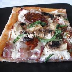 Jogurtové těsto na pizzu recept - Vareni.cz