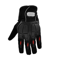 NEW PRO Biker Motorcycle Gloves Full Finger Protective Gear Black Carbon Fiber Bike Motorbike Racing Motocross Gloves Moto Luvashttps://www.amazon.co.uk/dp/B06VTSKRFH?th=1