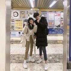 Best Friend Poses, Boy Best Friend, Best Friends, Korean Couple, Best Couple, Future Boyfriend, Boyfriend Girlfriend, Korea Boy, Ulzzang Korea