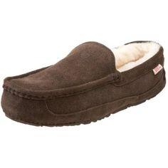 e4d9eed10b2 Amazon.com  Tamarac by Slippers International Men s Alan Sheepskin Driving  Moc Slipper  Shoes