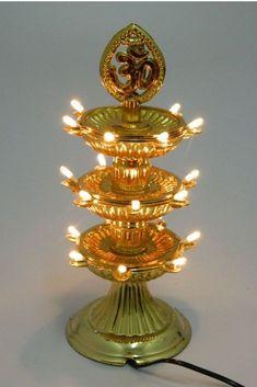 Diya on Dewali & Other Worship Moment of Gods