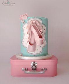 Ballet slippers - Cake by Cake Heart