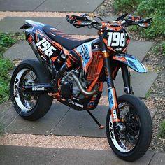 Ktm Dirt Bikes, Cool Dirt Bikes, Ktm Motorcycles, Motorcycle Dirt Bike, Dirt Bike Girl, Dirt Biking, Motorcycle Quotes, Custom Motorcycles, Ktm Supermoto