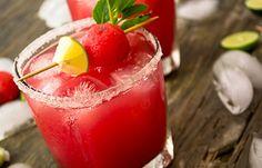 Coctel de Sandía, Albahaca y Tequila