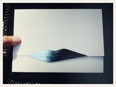 Invitation: DvF ss2013 (sealed with silver lips)