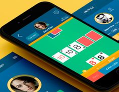 "Check out new work on my @Behance portfolio: ""Poker Hood - IOS App UI/UX - Social Poker Interface"" http://on.be.net/1e0SFvE"