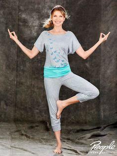 #Sommerkollektion der neuen #Yoga & Relax Kollektion by Ursula #Karven von #peoplewearorganic